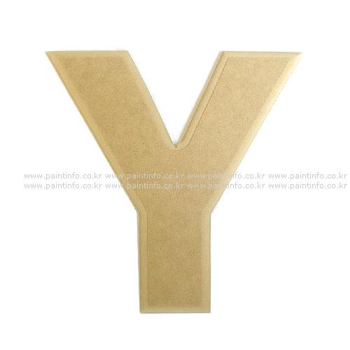알파벳 대문자 Y