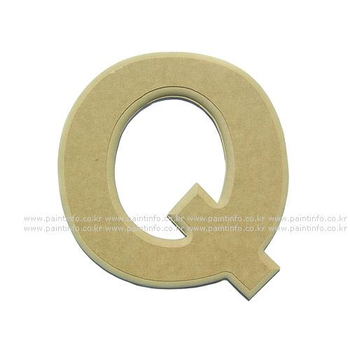 알파벳 대문자 Q