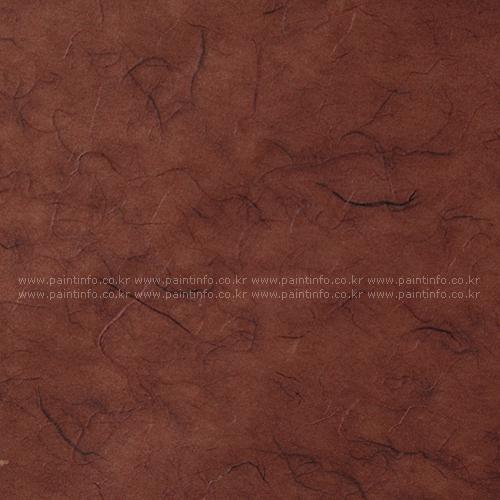 무지무늬한지-21 다크브라운
