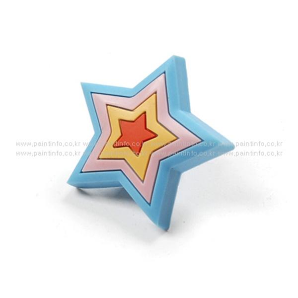 CO.젤리 손잡이 별(라이트블루)