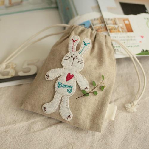 NE/개당판매] 키다리 토끼(오트밀)