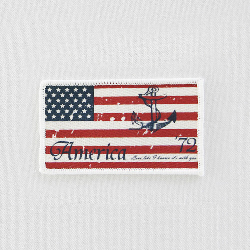 NE/개당판매] America 72 와펜