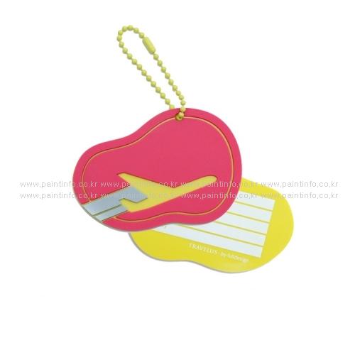트래블러스 플라잉택 핑크