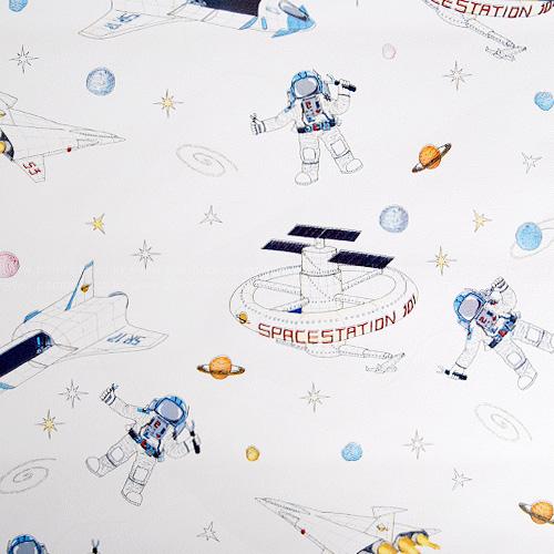 우주여행(야광)-화이트 HHL-20702