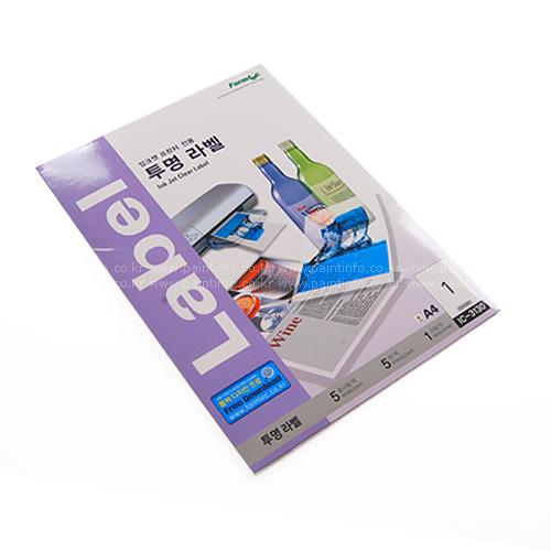 IC-3130 점착용 프린터(투명)