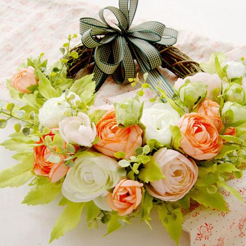 미니 캐비지 반리스 (오렌지+그린)