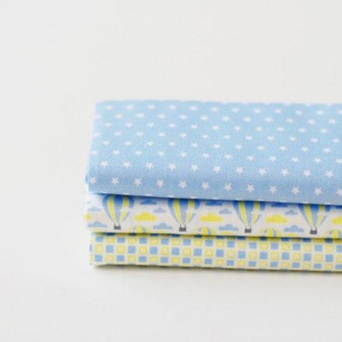 Quarter Fabric Pack -14  voyage