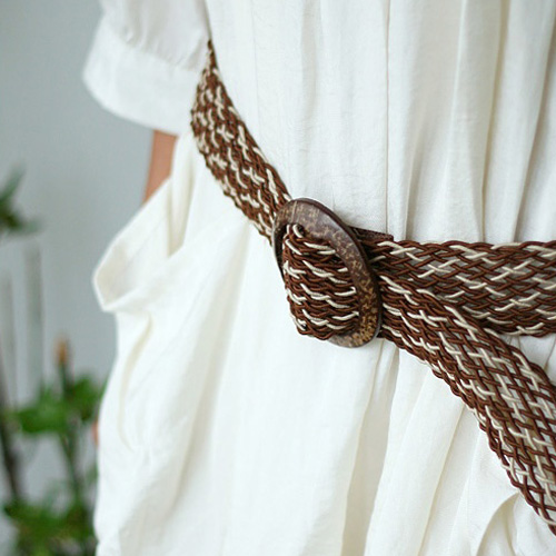 NE/Coatting Mocha Braid(1마)