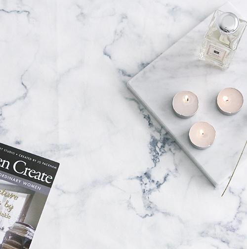NE/ Marble Gray Pattern Cotton