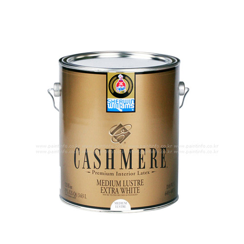 [미국NO.1셔윈윌리엄스] CASHMERE(0.5L)