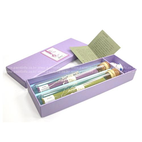 GI/아로마 향초 Tube Ⅰ(violet)