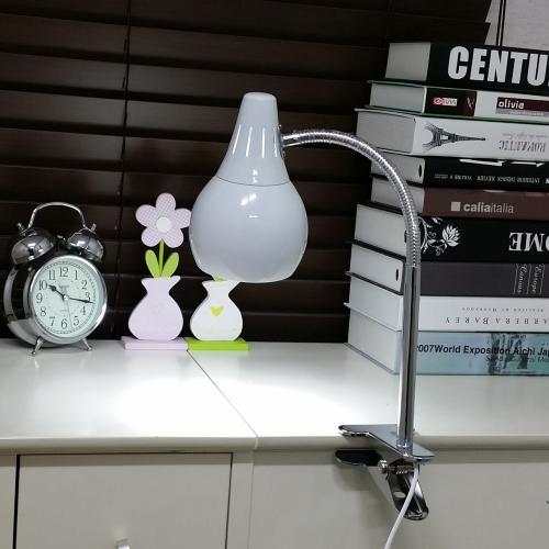 스프링 LED집게스탠드(색상선택)