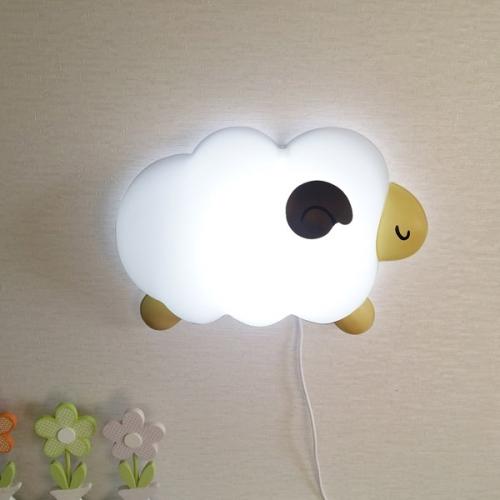 밝기조절 LED꿈양벽등