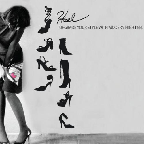 (LU-M26)High heel