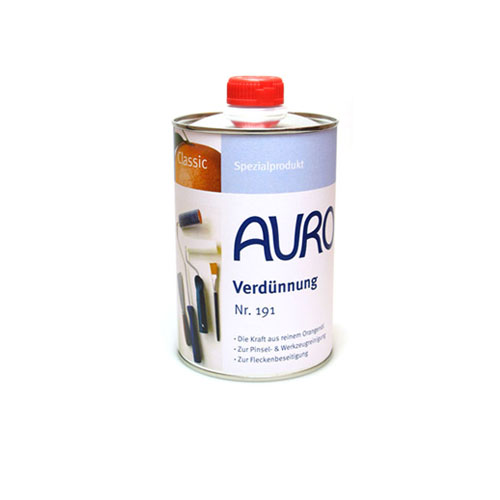 AURO/식물성 신너,오렌지오일 희석제 No.191