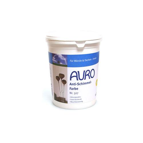 AURO/항균성페인트,내부용,백색,ph12정도 No.327