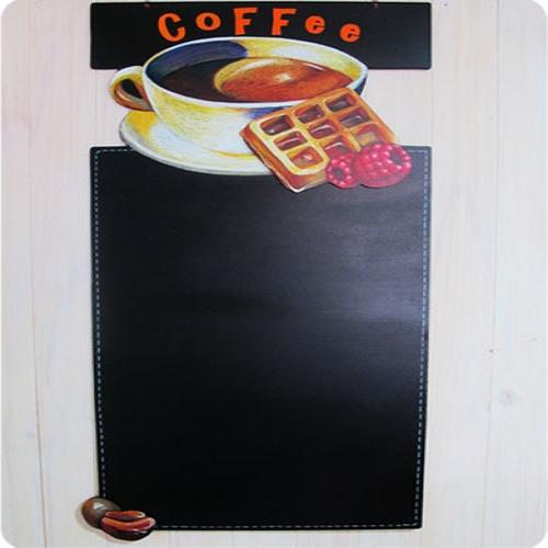 입체형 커피와 와플_1