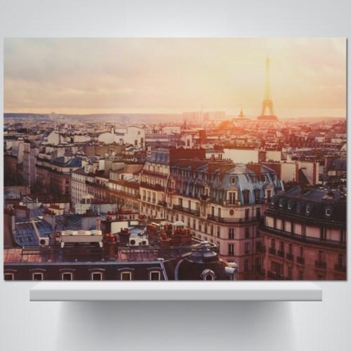 파리에서의 하루 - 감성사진 폼보드 액자