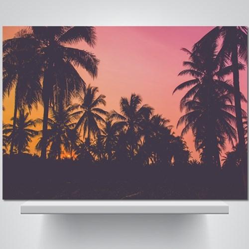 하와이 판타지 - 감성사진 폼보드 액자