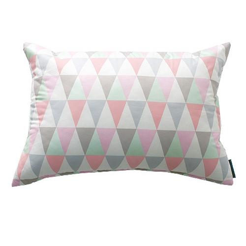 soft pink pillow