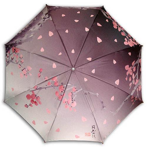 ARTemis 조희룡-매화도(K)  UV자외선차단 양산