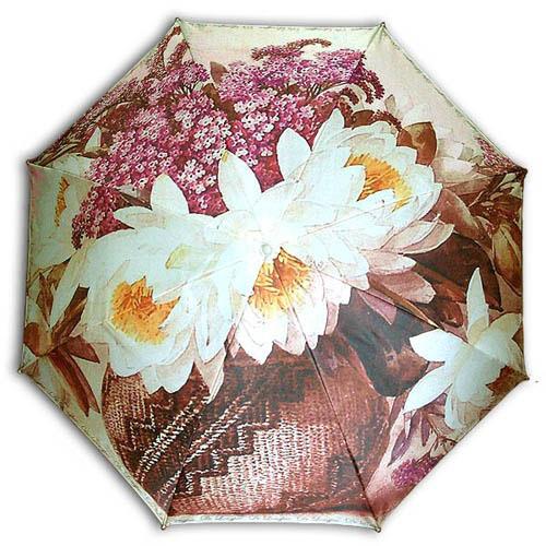 ARTemis 롱프레-인디언바구니속의 꽃  UV자외선차단 양산