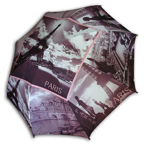 Hello RainCats 파리_에펠 자동우산