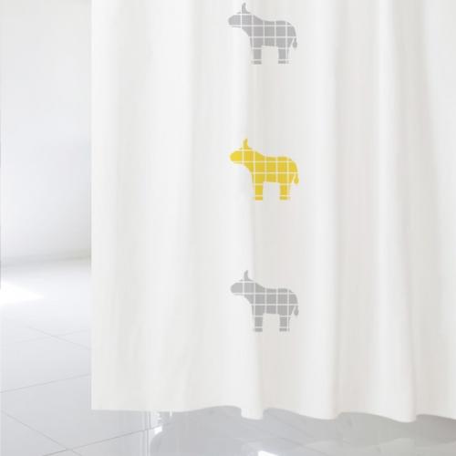 [샤워 커튼]북유럽 스타일 sc57