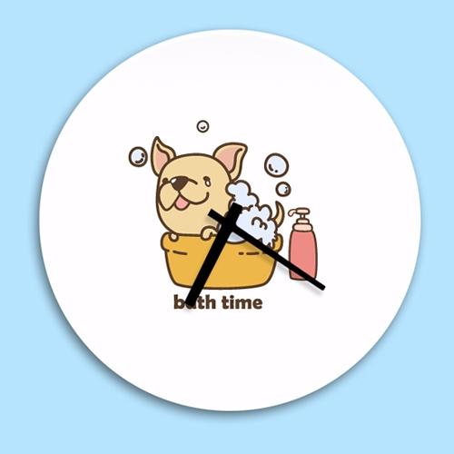 [디자인 시계]큐트도그 #2