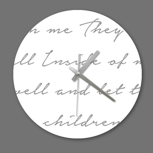[디자인 시계]북유럽 스타일 WC171