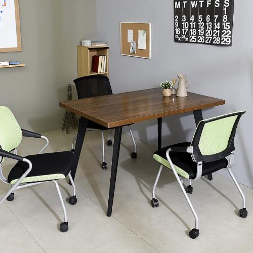철제테이블 1200 회의용테이블  책상 사무실탁자(K24-812)