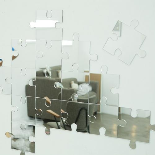 퍼즐 거울