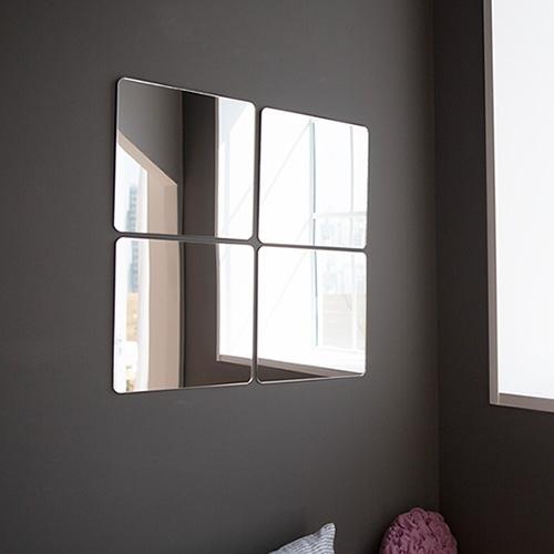 사각 거울