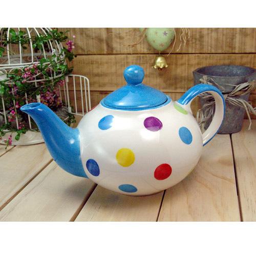 Polka Teapot