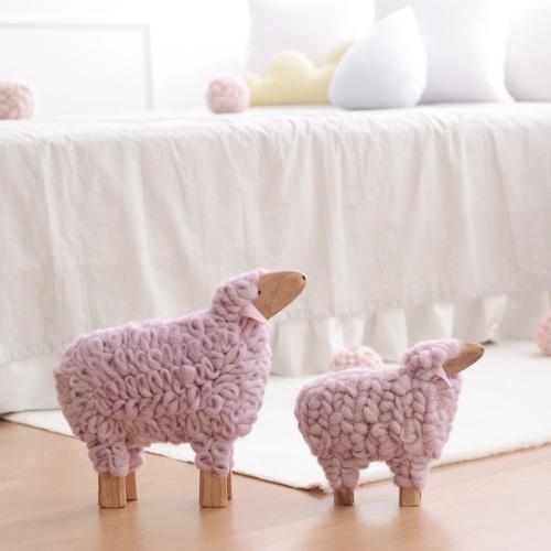 로렌의 양떼목장-핑크