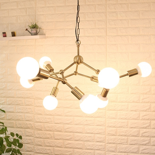 LED 리아나 9등 브론즈 펜던트(국내산 정품)