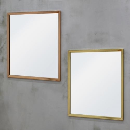 루토 스테인레스 프레임거울(700x800 골드/로즈골드)