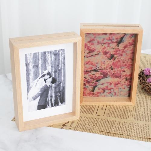 4x6 사진 프레임 원목액자 낱개판매/나무액자