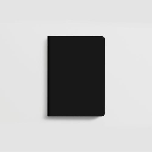 센조 하드커버 노트 (Black)