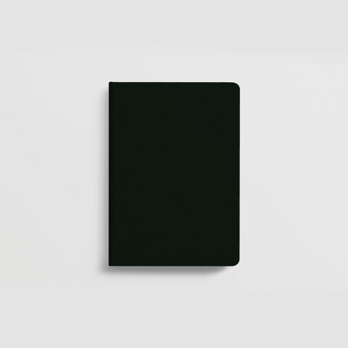 센조 하드커버 노트 (Dark green)