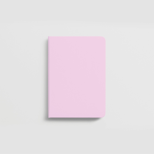센조 하드커버 노트 (Pink)