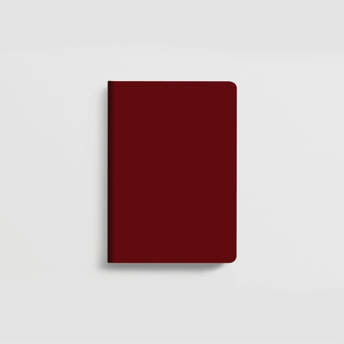 센조 하드커버 노트 (Red)