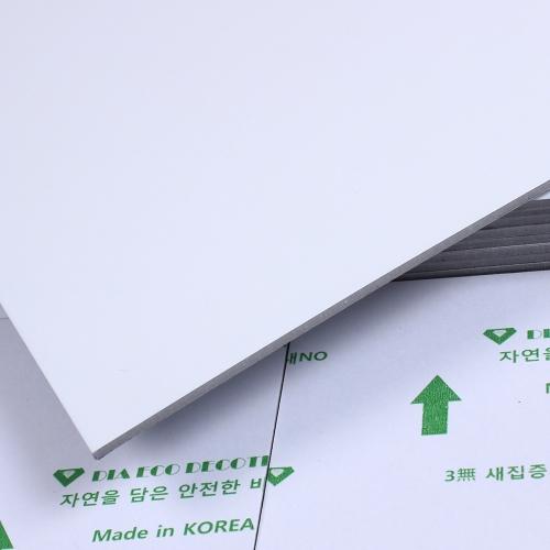 3T접착식 사각데코타일(TL-13) 무광 민자화이트_간편시공 스티커형