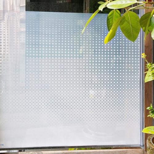 UV차단 창문시트지 다이아 그라데이션 (HPU-89004)