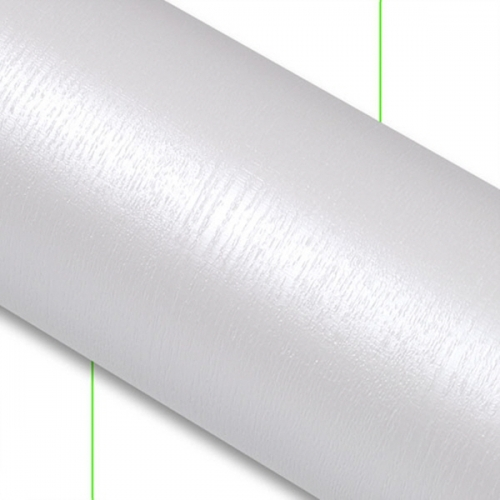 무늬목 인테리어필름 메탈솔리드 화이트엠보스 (IM991)