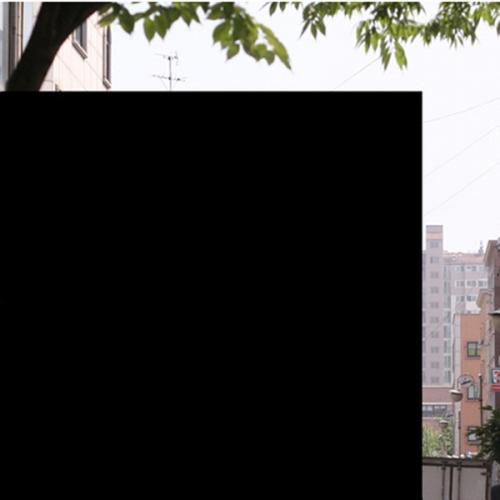 윈도우암막필름(BLACK-OUT) 블랙 /열차단율98%/가시광선투과율1%/시트지