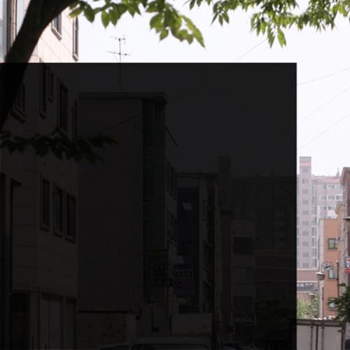 윈도우솔라필름(DBK01) 블랙 /가시광선투과율3%/자외선차단율99%