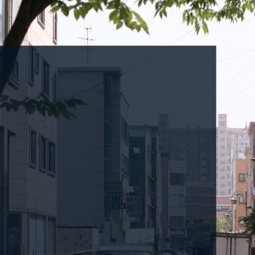 윈도우솔라필름(DBU05) 블루 /가시광선투과율5%/자외선차단율99%