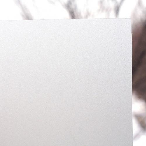 창문 유리 안개 시트지 점착식 칼라 에칭