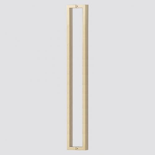 강화도어핸들 GS 191(40x20) 티타늄 골드 유광 1000MM